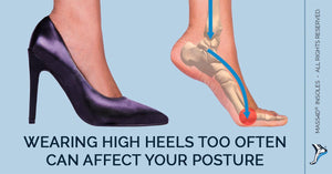 High Heels Affect Foot Posture