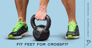 Impact of Feet on CrossFit Training