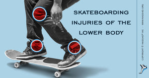 Lower Body Injuries Skateboarding
