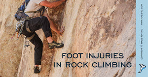 Foot Injuries In Rock Climbing
