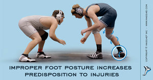 Preventing Lower Limb Injuries in Wrestling