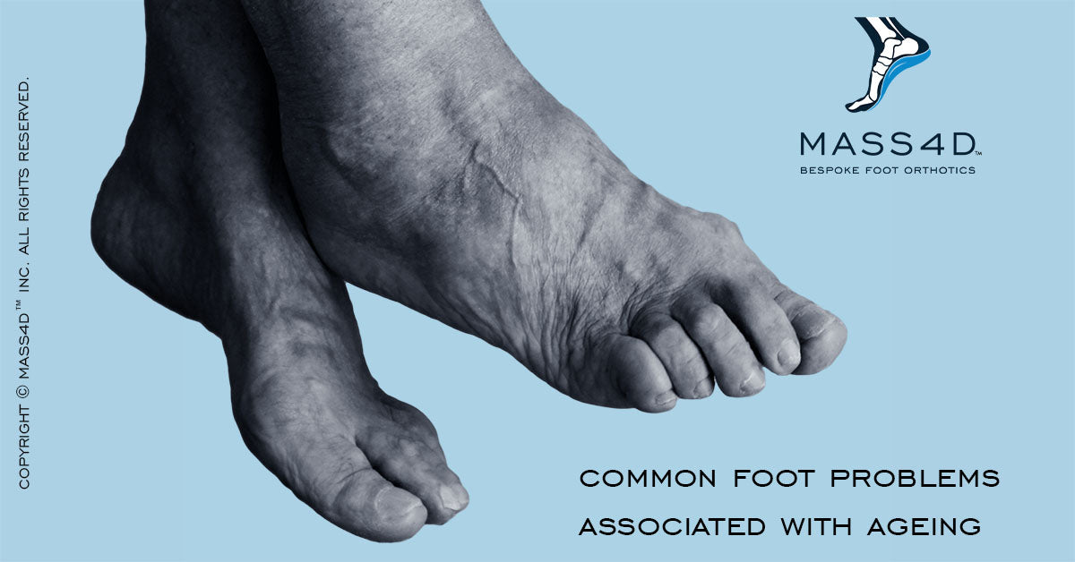 Foot Problems Associated With Ageing