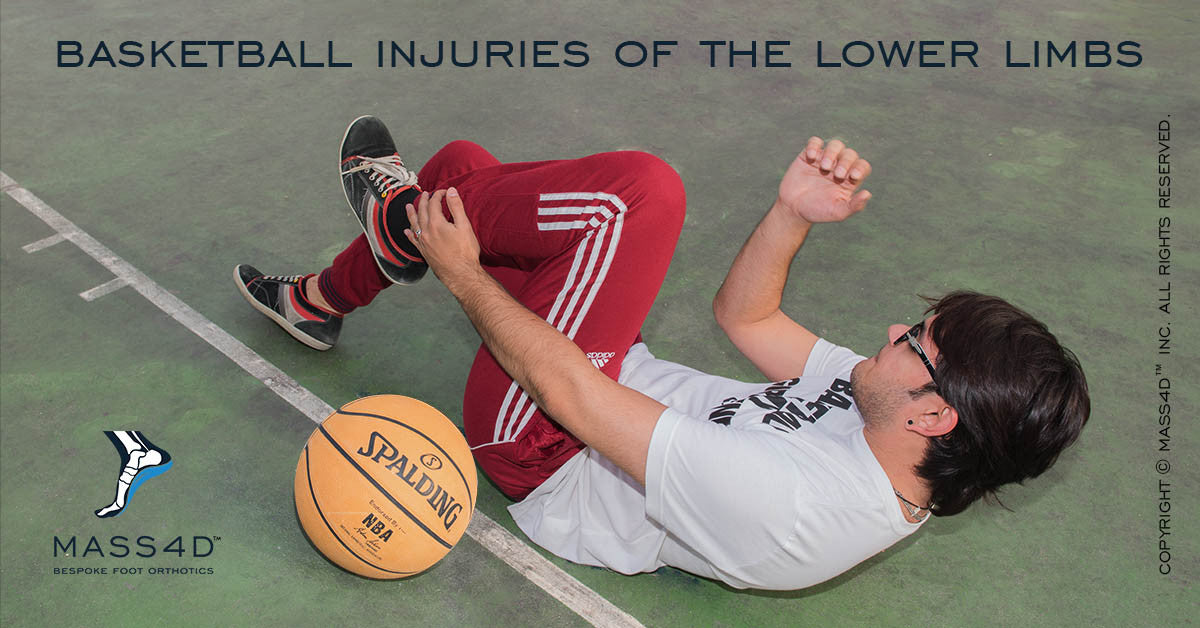 Common Basketball Injuries of the Lower Limbs