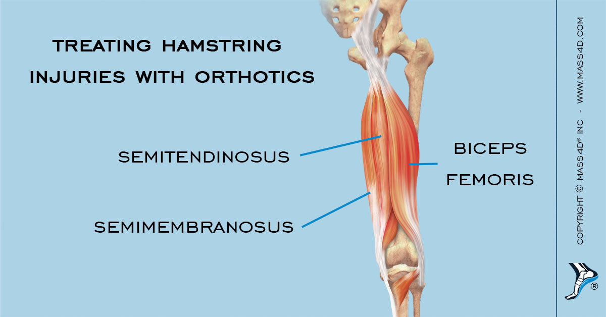 Treating Hamstring Injuries with Orthotics