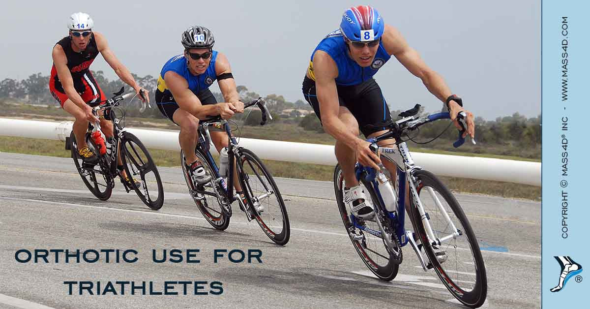 Orthotic Use for Triathletes