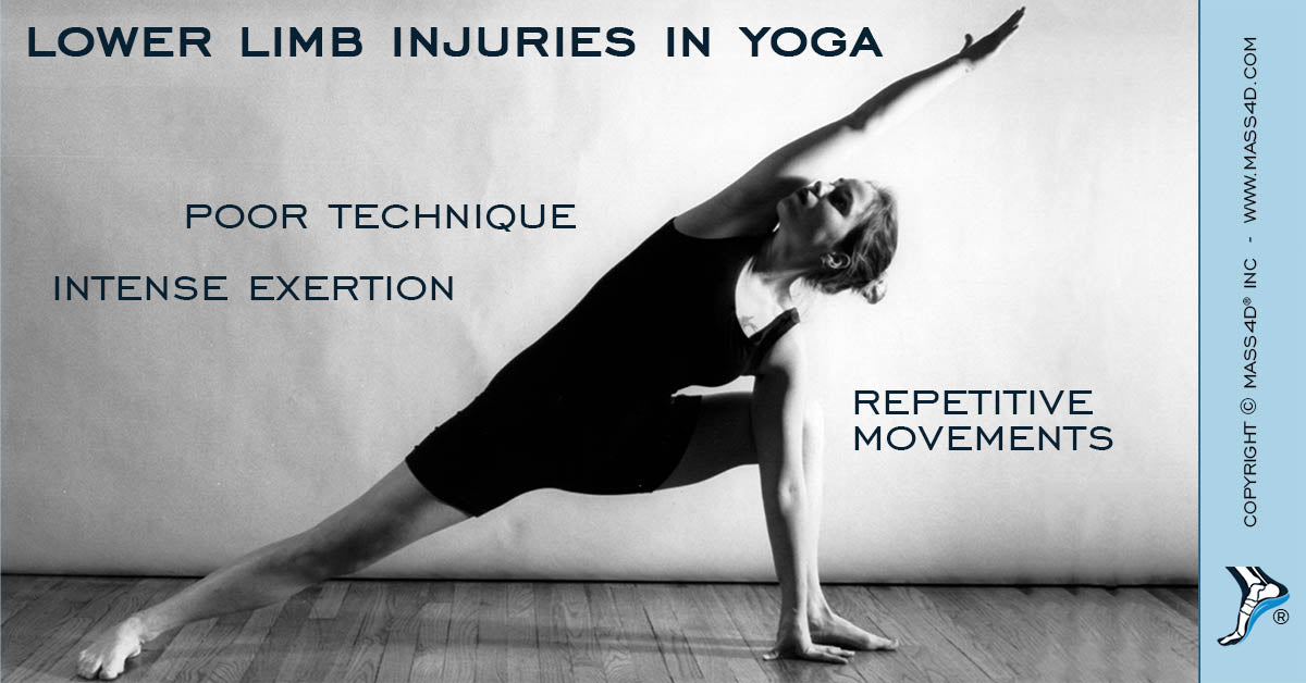 Lower Limb Injuries in Yoga
