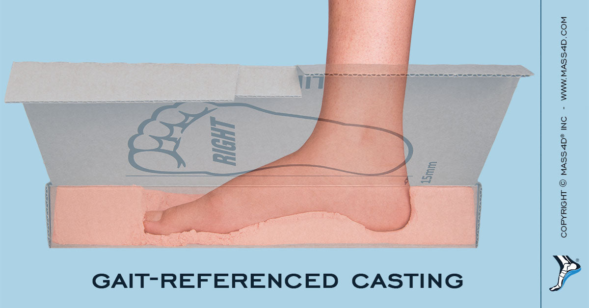 Gait Reference Casting Benefits