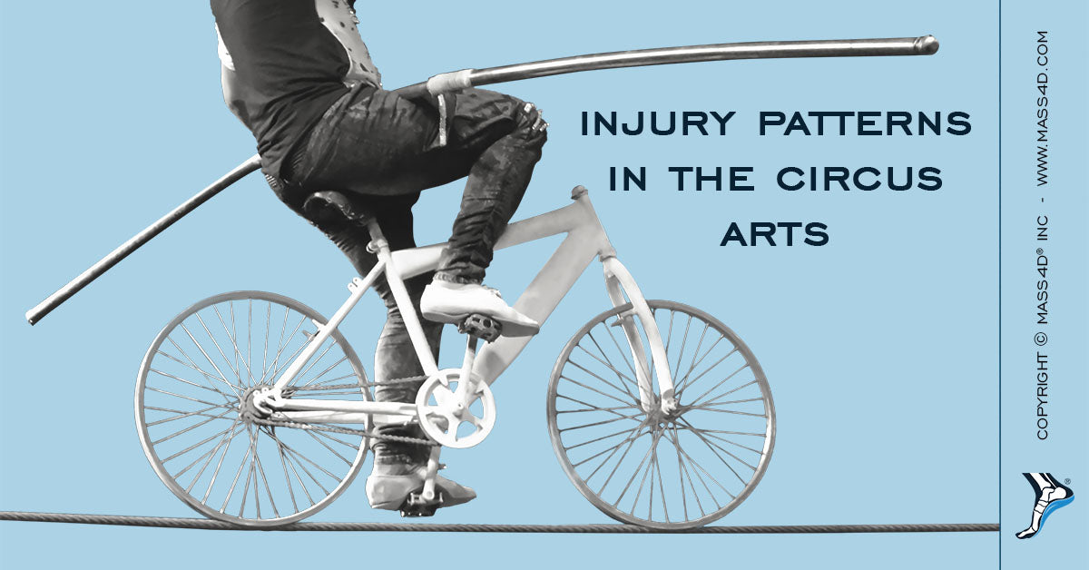 Injury Patterns in the Circus Art