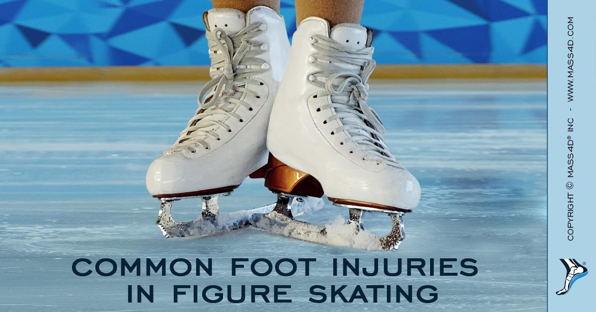 Common Foot Injuries in Figure Skating