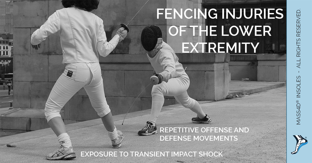 Lower Limb Injuries In Fencing