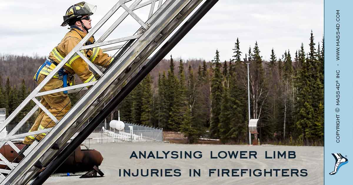 Analysing Lower Limb Injuries in Firefighters