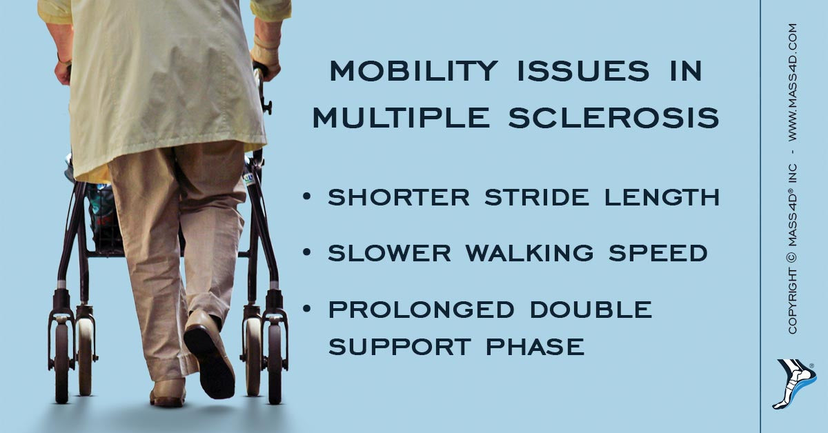 Mobility Issues in Individuals with Multiple Sclerosis