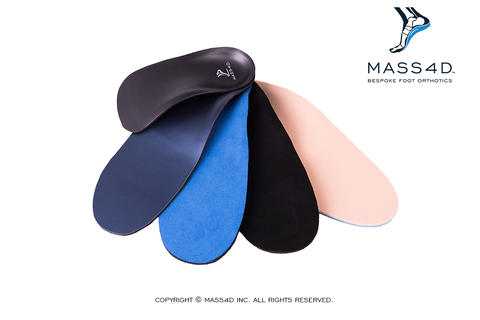 MASS4D™ Orthotic Top Covers
