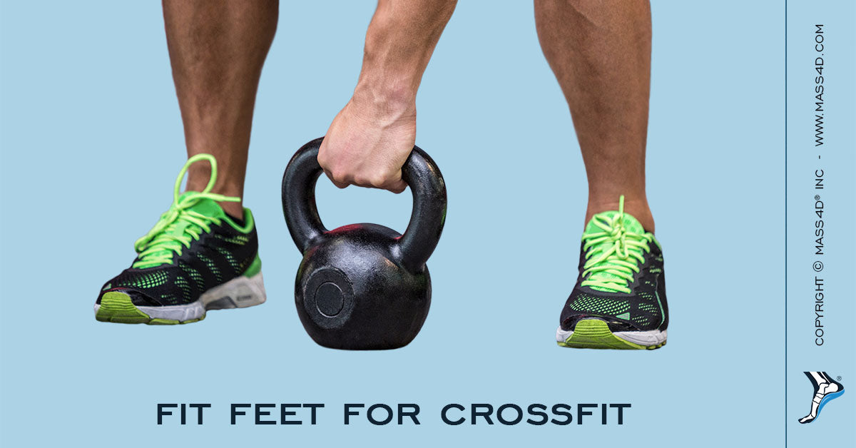 Fit Feet For CrossFit