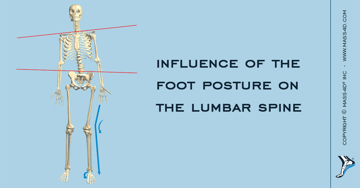The Influence of Foot Posture On The Lumbar Spine