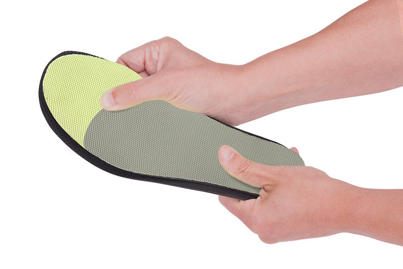 Measure with Factory Insole