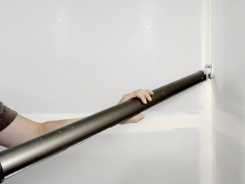 "24"" Compound Tube - For Small Rooms And Closets"