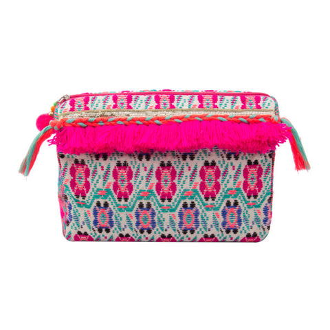 cosmetic purse- large