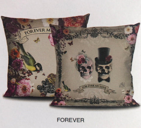 'Forever' cushion