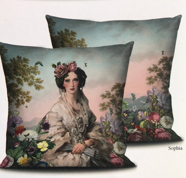 'Sophia' cushion