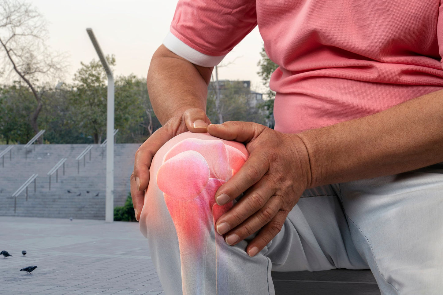 If Your Knee Hurts at Night, See Your Doctor, Experts Say | Best Life