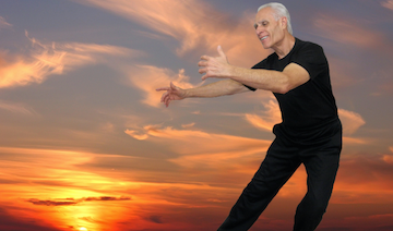 How Qigong Healing Saved My Life - by Joe Pinella