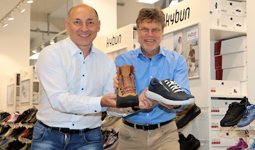 Entrepreneur Karl Müller retires as CEO of kybun