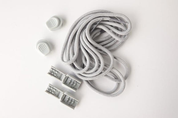 Shoelace light grey - for Interlaken Navy