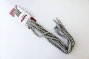 Shoelaces light grey - for Cirrus JFK Blue-Grey M