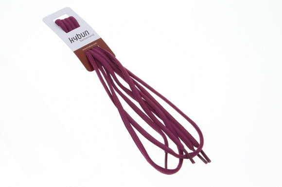 Shoelaces boysenberry - for Bauma Fuchsia
