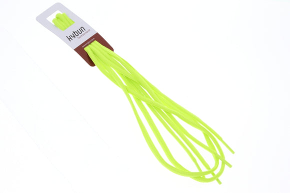 Shoelaces lime punch - for Magglingen Grey