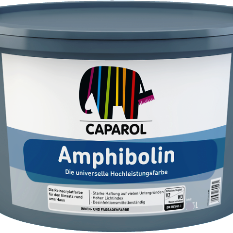 Amphibolin Universal Interior & Exterior Durable paint (5-10% Sheen)