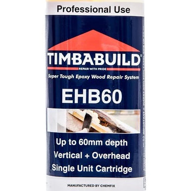 Timbabuild 400ml Repair Resin EHB60 (UPTO 60MM) - paintshack