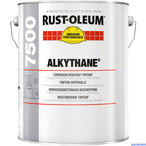 Rustoleum Alkythane 7500 Superior Metal Paint
