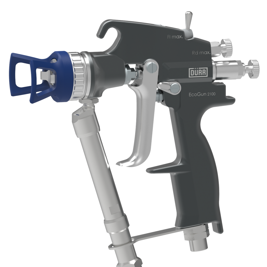 Durr 2100 Ecogun air assisted airless spray gun Paintshack
