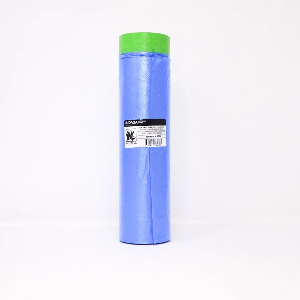 Indasa Blue Cover Roll and Tape - paintshack