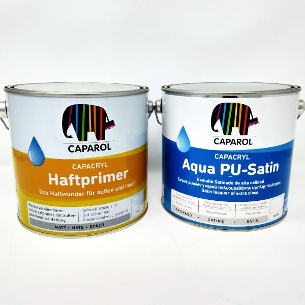 Caparol Multiple buy Discount White 2.5lt - paintshack