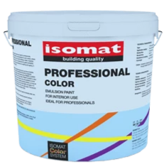 Isomat Professional Colour Matt 2000 Scrubs Emulsion (Classic) - paintshack
