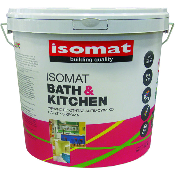 Isomat Bath & Kitchen 20,000 Scrubs Antimould Emulsion ...