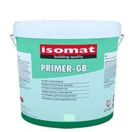 Isomat Primer-GB White (for Gypsum Boards) - paintshack
