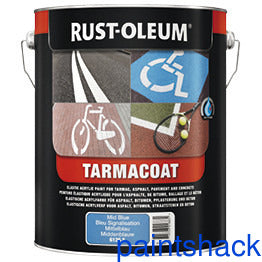 Rustoleum Tarmacoat Multi-Purpose Rapid Curing Floor Paint 5lt