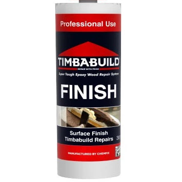 TIMBABUILD FINISH 300g (2-Part Rapid Set Filler) - paintshack