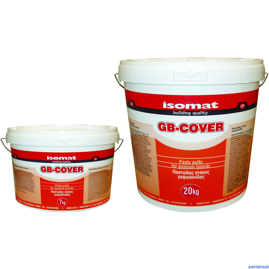 GB-COVER Ready Mixed Plaster Filler - paintshack