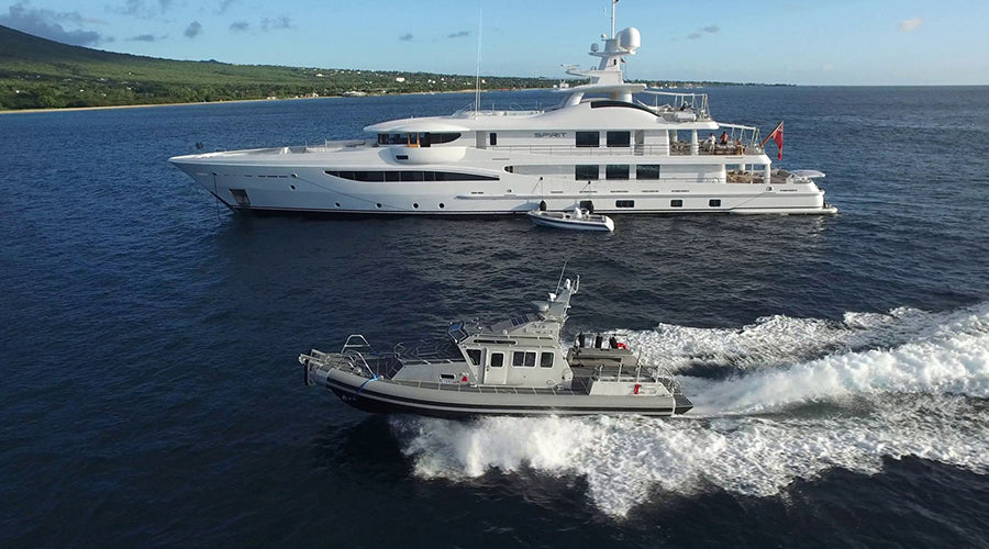 Life On Deck: 5 Incredible Super Yachts