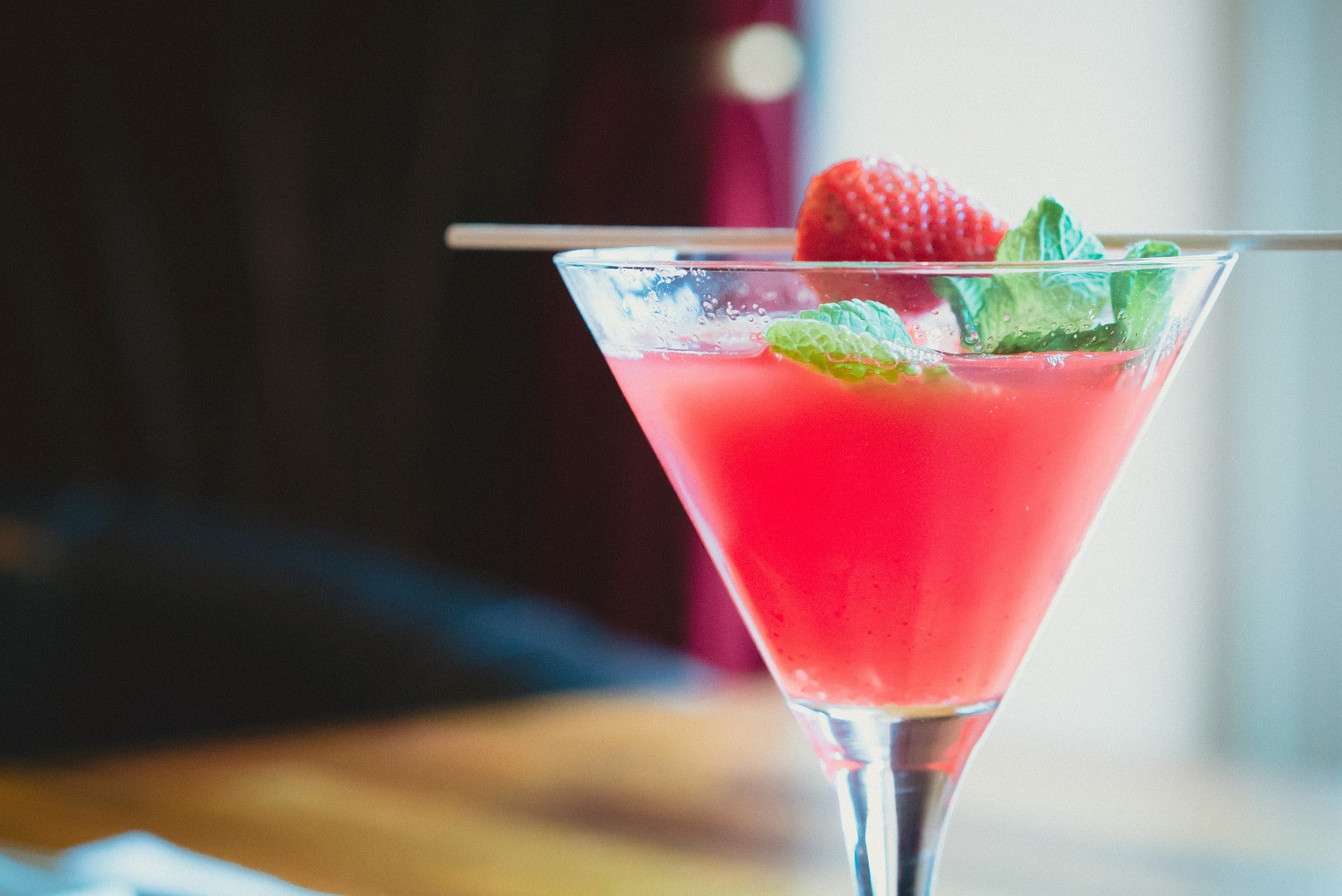 Cocktail Of The Month : Frozen Raspberry Margarita