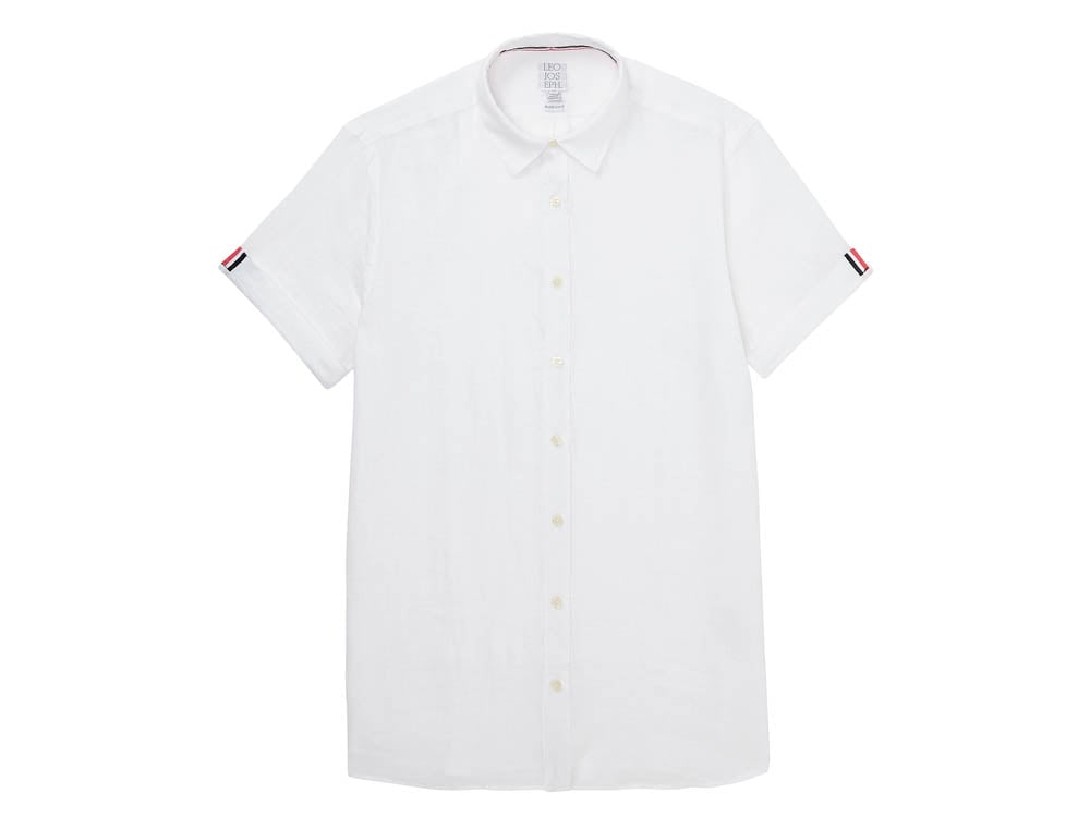 Jeffreys Linen Shirt
