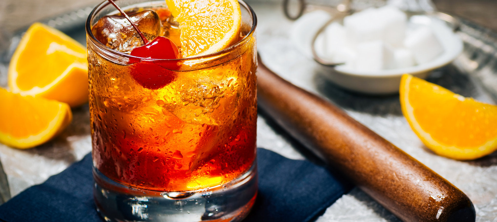 Cocktail of the Month: Old Fashioned