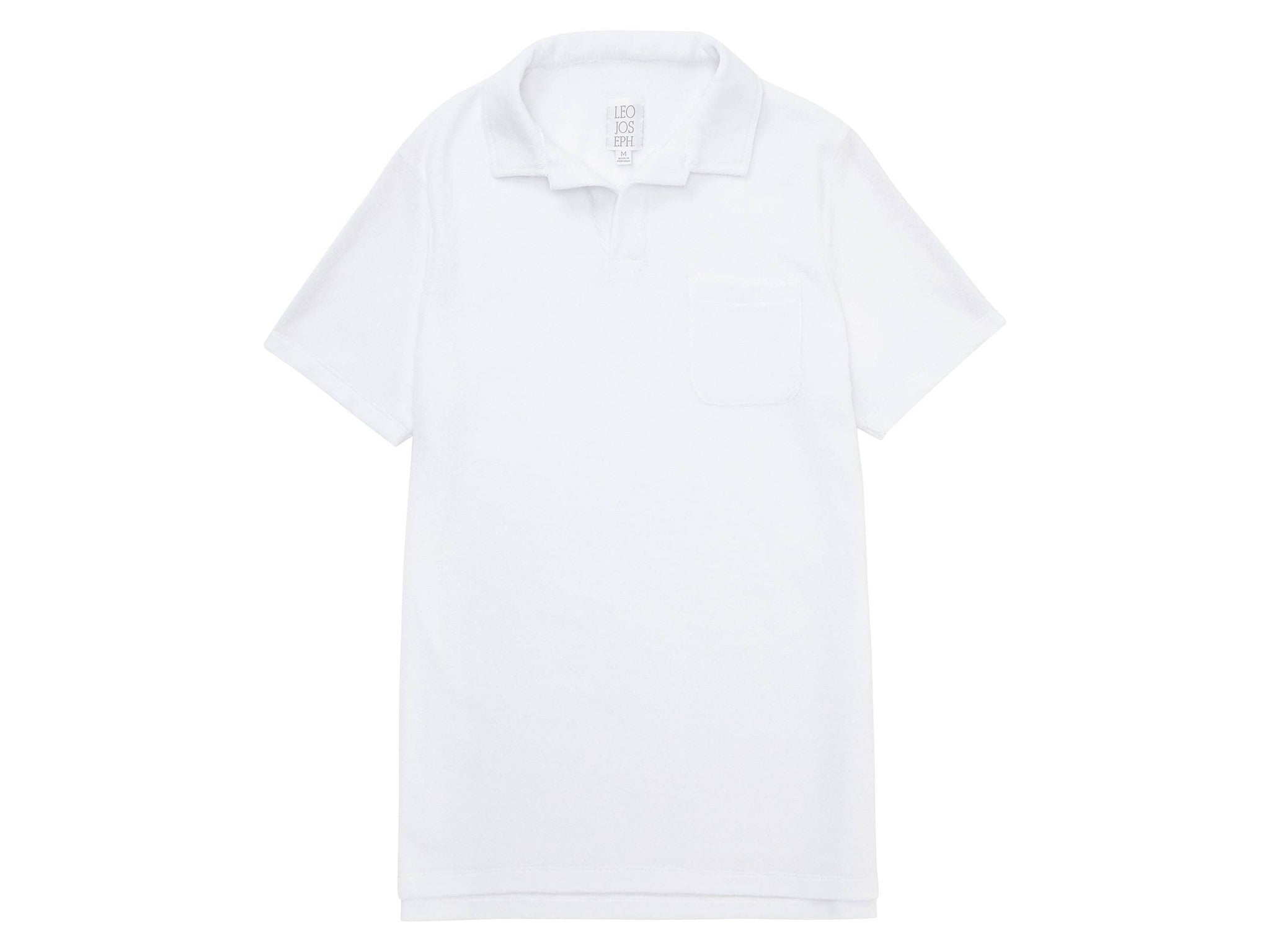 Bantry Towelling Polo Shirt