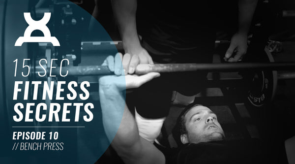 15 Second Fitness Secrets #10 | Increase Bench Press