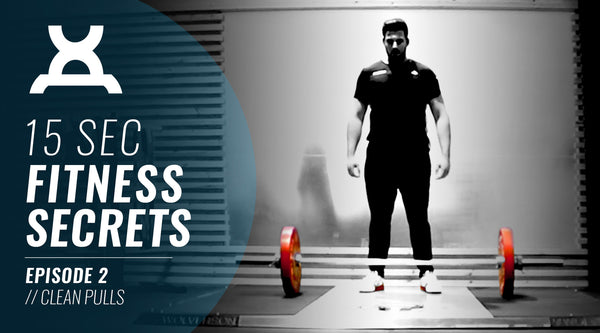 15 Second Fitness Secrets | #2 Stronger Cleans